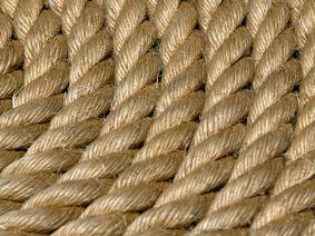 Konopné lano 40mm