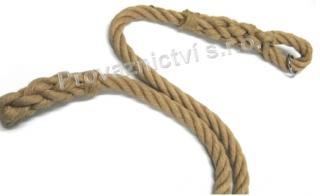 Prodám lano na šplh